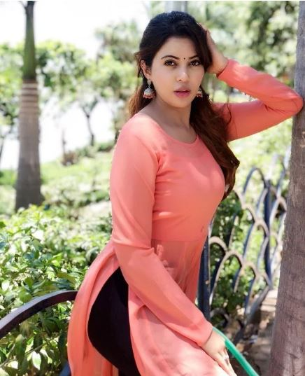 Actress Sahar Afsha Biography in Hindi