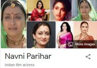 Navni Parihar Biography in Hindi